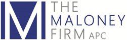 Maloney law firm logo