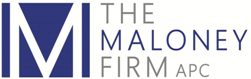 Maloney law firm logo